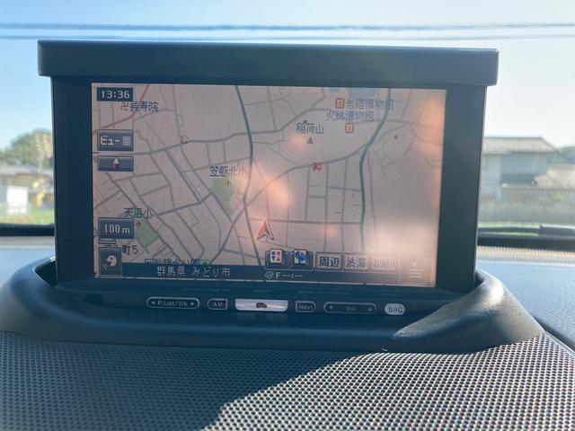 V8 TE AWD 本革パワーシート サンルーフ 純正HDDナビ フルセグTV バックモニター ETC キセノンライト フォグランプ ターンランプ キーレス ルーフレール 社外19インチAW 純正アルミスタッドレス付有(76枚目)