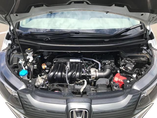 G・ホンダセンシング シートヒーター 4WD キーレス クルコン アイドリングストップ 盗難防止システム VSA(17枚目)