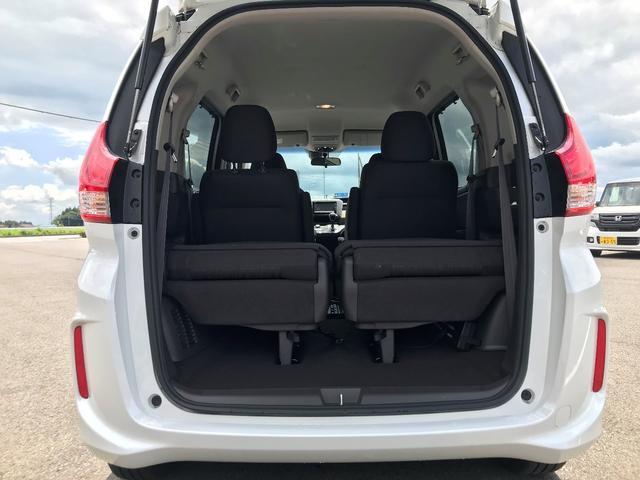 G・ホンダセンシング シートヒーター 4WD キーレス クルコン アイドリングストップ 盗難防止システム VSA(18枚目)