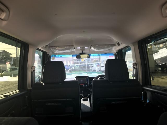 G SSブラックスタイルパッケージ ナビ TV バックカメラ ETC スマートキー リアカメラ シートヒーター 横滑り防止装置 禁煙 盗難防止システム ABS 両側自動ドア(9枚目)