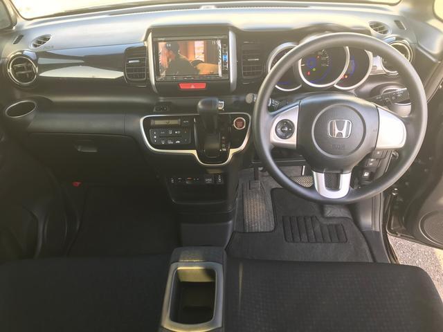 G SSブラックスタイルパッケージ ナビ TV バックカメラ ETC スマートキー リアカメラ シートヒーター 横滑り防止装置 禁煙 盗難防止システム ABS 両側自動ドア(12枚目)