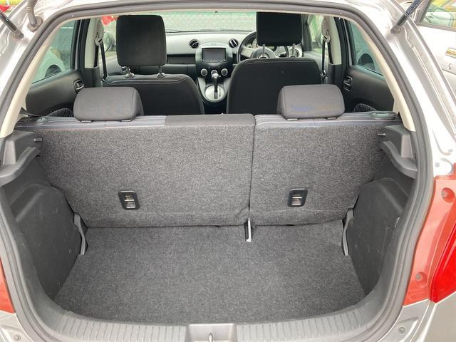 13C-V パイオニアCPP6ナビ CDオーディオ ドライブレコーダー スマートキー ドアバイザー リアワイパー フォグランプ ABS ダブルエアバッグ 社外14インチアルミ CVTオートマ車(27枚目)