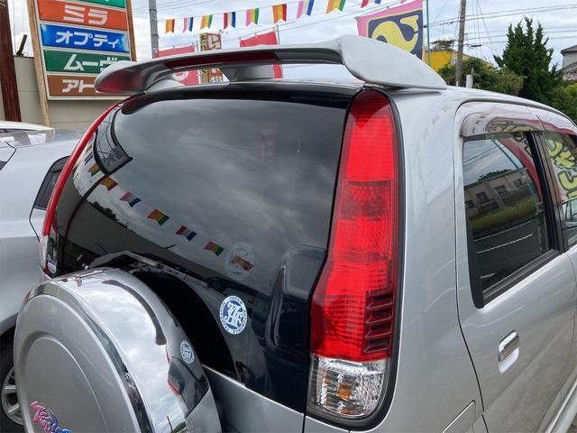 カスタムL キーレス CDオーディオ 背面タイヤ ドアバイザー リアワイパー リアスポイラー フォグランプ 純正15インチアルミ ダブルエアバッグ オートマ車(14枚目)