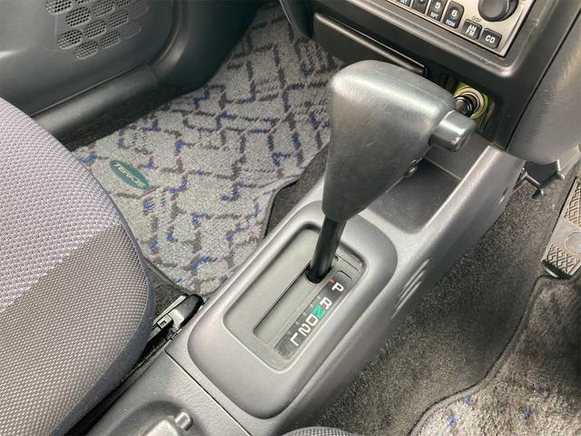 カスタムL キーレス CDオーディオ 背面タイヤ ドアバイザー リアワイパー リアスポイラー フォグランプ 純正15インチアルミ ダブルエアバッグ オートマ車(48枚目)
