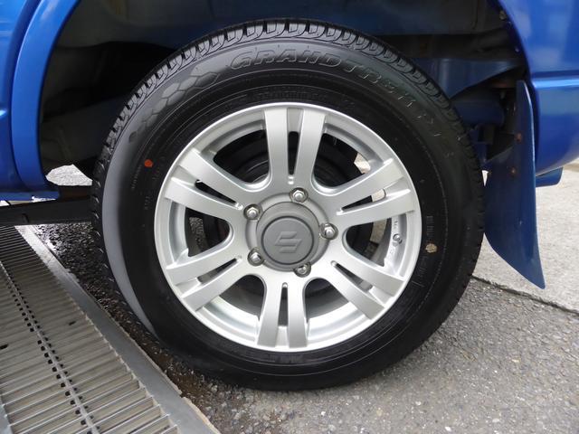 スズキ ジムニー XC ルーフレール 背面タイヤハードカバー