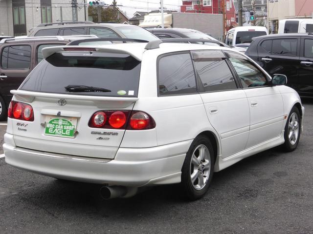 「トヨタ」「カルディナ」「ステーションワゴン」「東京都」の中古車11