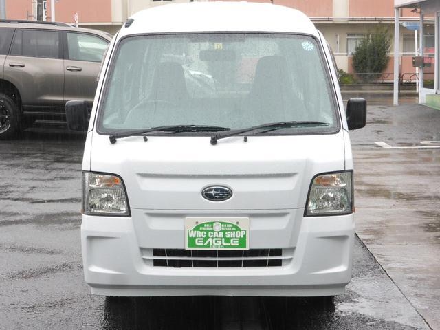 「スバル」「サンバーバン」「軽自動車」「東京都」の中古車5