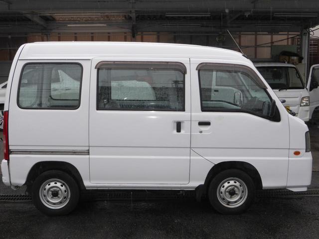 「スバル」「サンバーバン」「軽自動車」「東京都」の中古車7