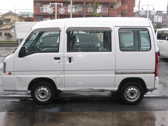 「スバル」「サンバーバン」「軽自動車」「東京都」の中古車8
