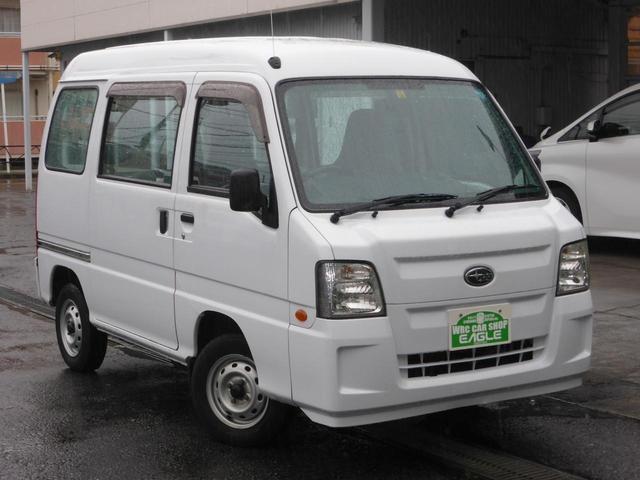 「スバル」「サンバーバン」「軽自動車」「東京都」の中古車9