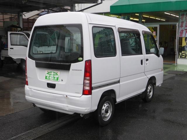 「スバル」「サンバーバン」「軽自動車」「東京都」の中古車11