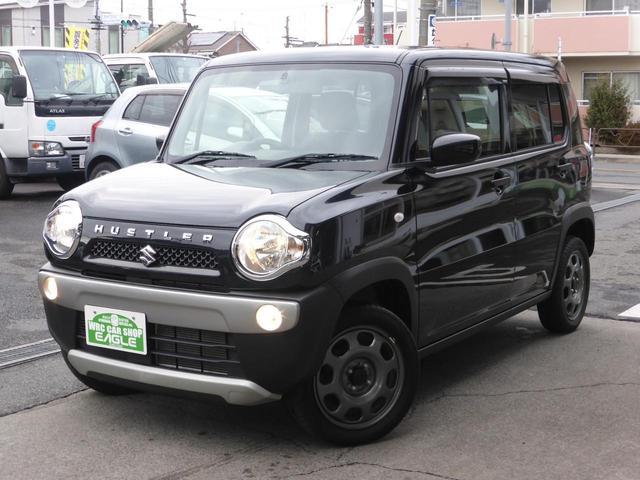 「スズキ」「ハスラー」「コンパクトカー」「東京都」の中古車9