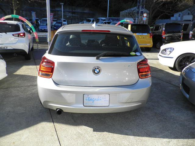 BMW BMW 116i スタイル ハーフレザーシート キセノン ナビ