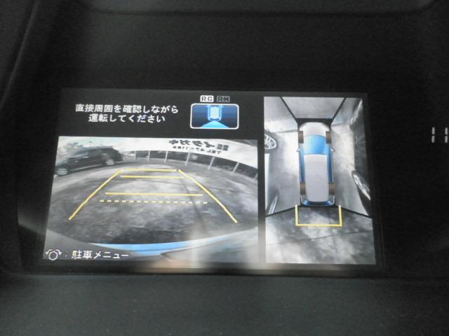 ホンダ オデッセイ M 純正HDDナビ アラウンドビューモニタ 革調シートカバー