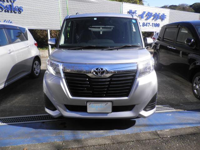 「トヨタ」「ルーミー」「ミニバン・ワンボックス」「神奈川県」の中古車2