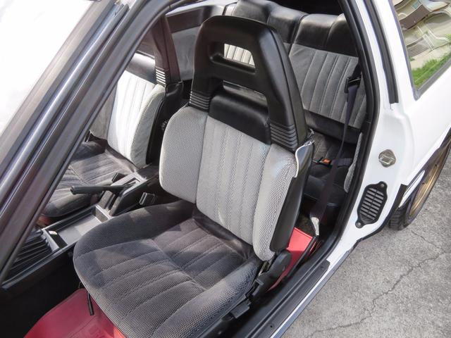 トヨタ スプリンタートレノ GT APEX後期型 タイミングベルト交換済 室内展示車