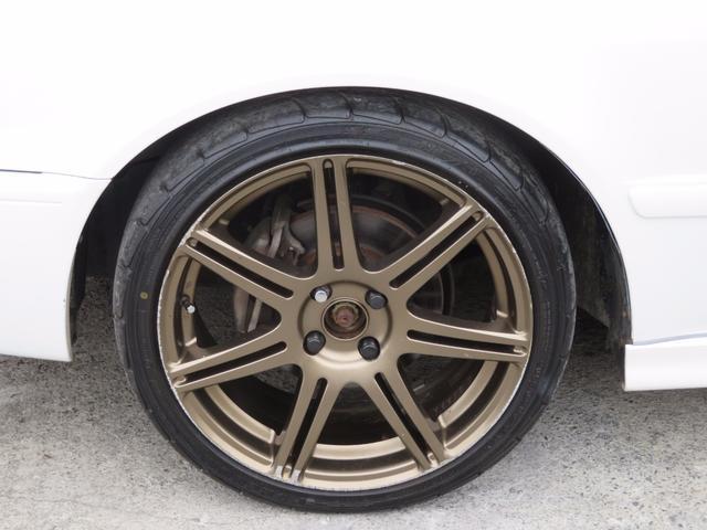 トヨタ スプリンター GT6速MT ローダウン 社外17インチAW 社外マフラー付