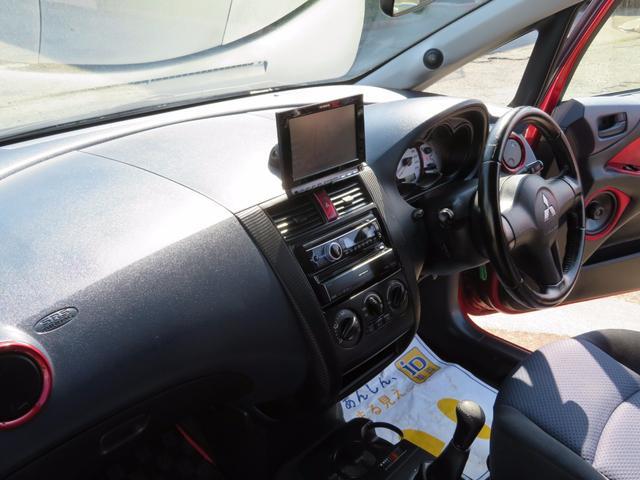 三菱 コルト ラリーアート バージョンR5速ターボ ワンオーナー HID付