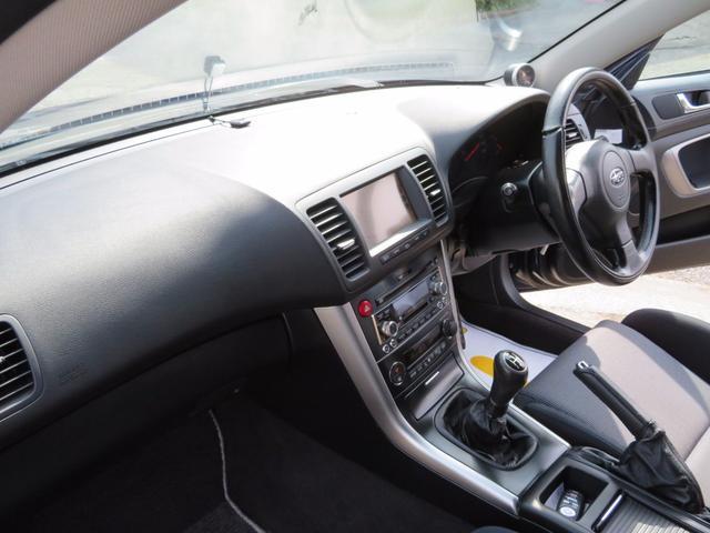 スバル レガシィB4 2.0GTスペックB 5速MT4WDターボ HIDライト