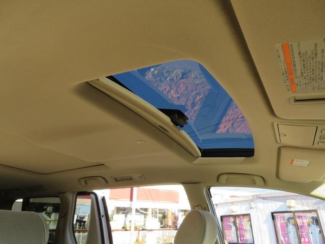 トヨタ アルファードV AX トレゾア アルカンターラバージョン両側電動ドア HID