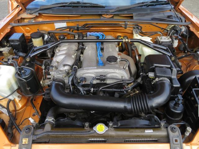 マツダ ロードスター RS 6速MT 社外マフラー BBSアルミ付 ビルシュタイン