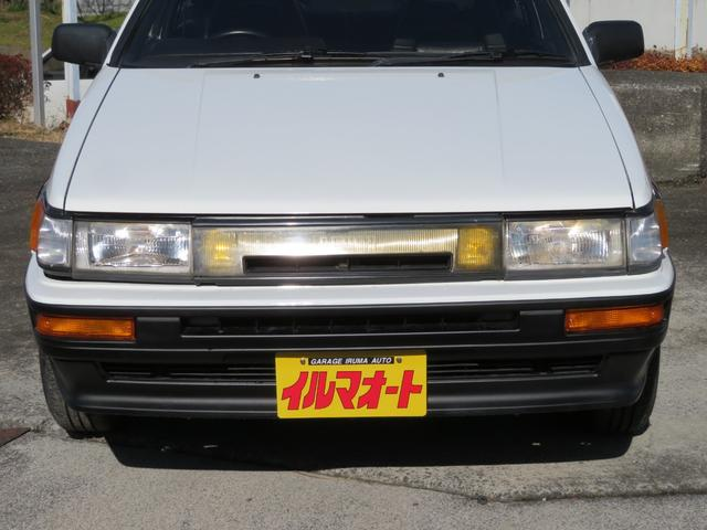 「トヨタ」「カローラレビン」「クーペ」「埼玉県」の中古車9
