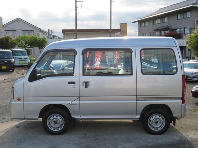 「スバル」「サンバーバン」「軽自動車」「埼玉県」の中古車4