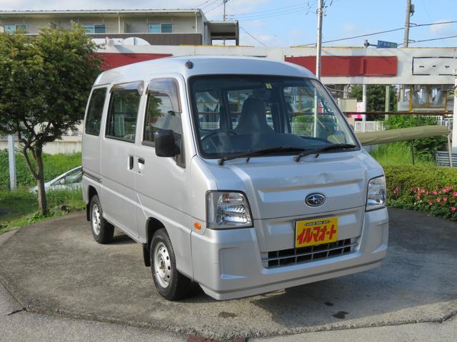 「スバル」「サンバーバン」「軽自動車」「埼玉県」の中古車24