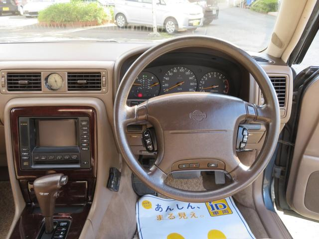 ブロアムVIP ターボ Cタイプ 3.0ターボ/ワンオーナー車/禁煙車/パワーシート/タイミングベルト交換済み(6枚目)