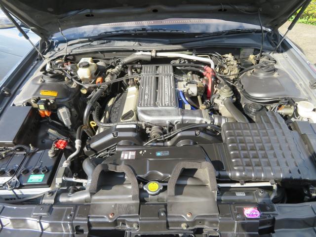 ブロアムVIP ターボ Cタイプ 3.0ターボ/ワンオーナー車/禁煙車/パワーシート/タイミングベルト交換済み(9枚目)