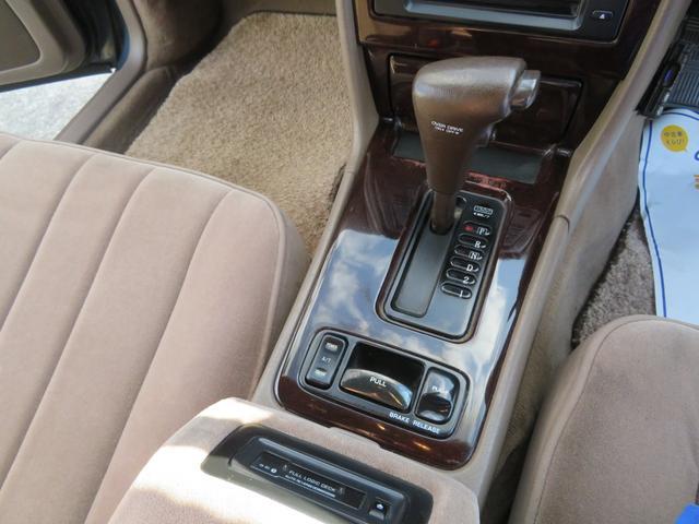 ブロアムVIP ターボ Cタイプ 3.0ターボ/ワンオーナー車/禁煙車/パワーシート/タイミングベルト交換済み(14枚目)