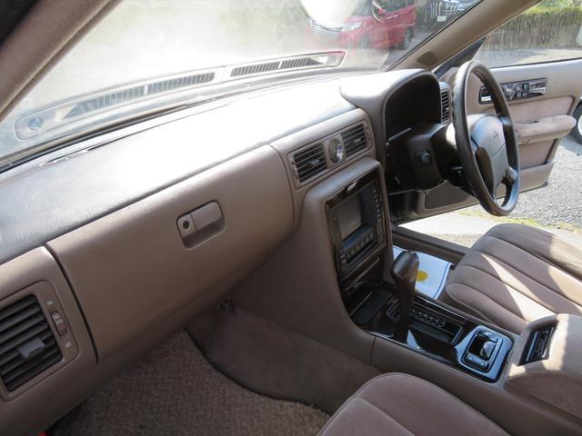 ブロアムVIP ターボ Cタイプ 3.0ターボ/ワンオーナー車/禁煙車/パワーシート/タイミングベルト交換済み(16枚目)