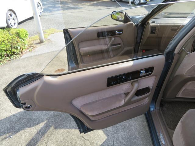 ブロアムVIP ターボ Cタイプ 3.0ターボ/ワンオーナー車/禁煙車/パワーシート/タイミングベルト交換済み(30枚目)