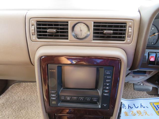 ブロアムVIP ターボ Cタイプ 3.0ターボ/ワンオーナー車/禁煙車/パワーシート/タイミングベルト交換済み(34枚目)