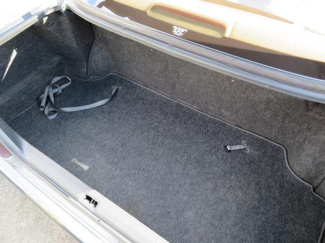 ブロアムVIP ターボ Cタイプ 3.0ターボ/ワンオーナー車/禁煙車/パワーシート/タイミングベルト交換済み(41枚目)