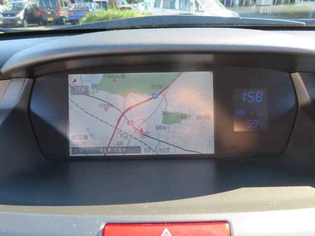 M エアロHDDナビスペシャルエディション /後期型/スマートキー/純正HDDインターナビ/バックカメラ付/HIDヘッドライト/純正エアロパーツ付/禁煙車/ETC付(58枚目)