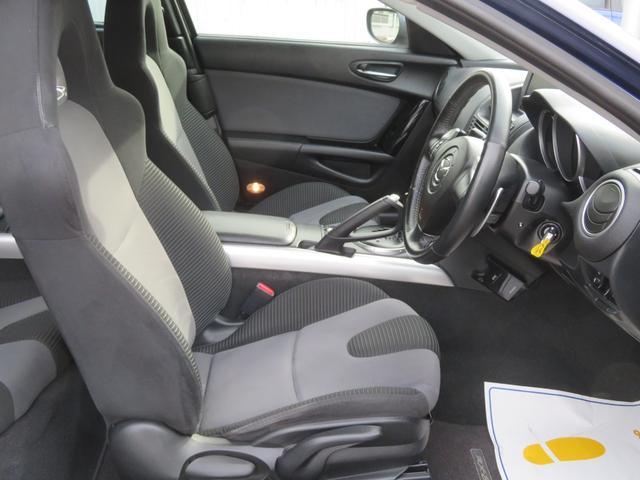 内装クリーニング済みでシートも綺麗に保たれています。