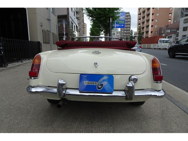 「MG」「MGB」「オープンカー」「東京都」の中古車3