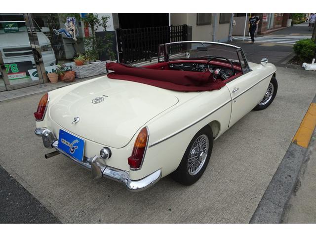 「MG」「MGB」「オープンカー」「東京都」の中古車8