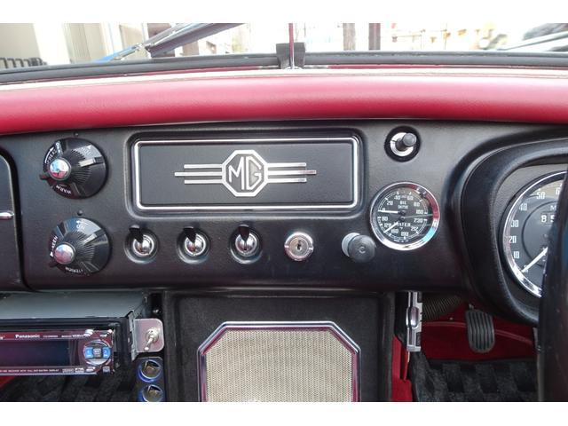 「MG」「MGB」「オープンカー」「東京都」の中古車11