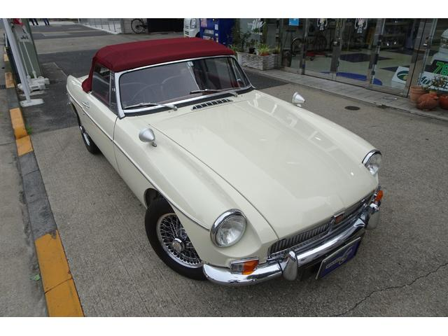「MG」「MGB」「オープンカー」「東京都」の中古車56