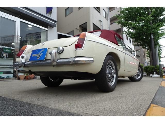 「MG」「MGB」「オープンカー」「東京都」の中古車59