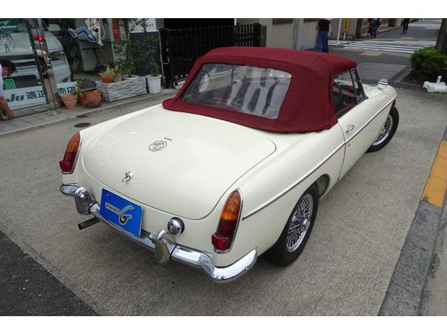 「MG」「MGB」「オープンカー」「東京都」の中古車61