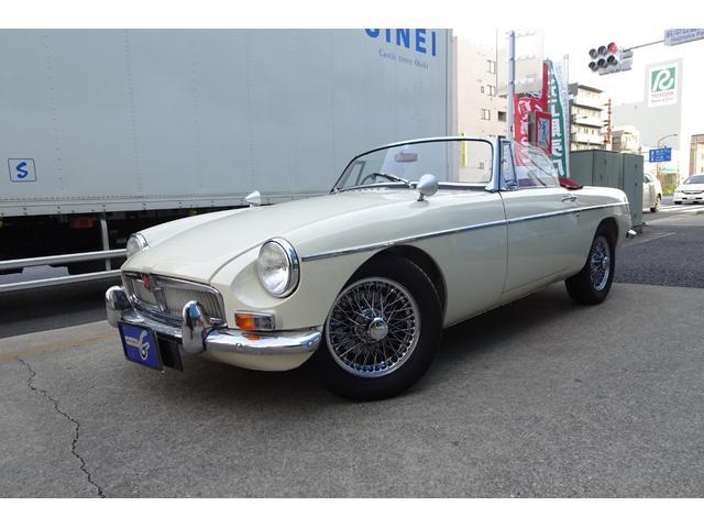 「MG」「MGB」「オープンカー」「東京都」の中古車68