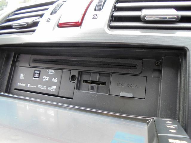 スバル インプレッサスポーツ 2.0i-S 地デジ付SDナビ ハーフレザーシート エアロ