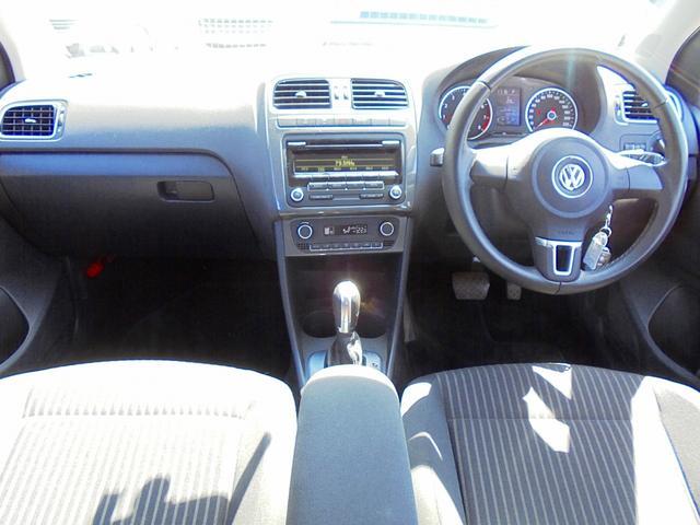 フォルクスワーゲン VW ポロ TSIハイライン HIDライト フロントフォグ キーレス