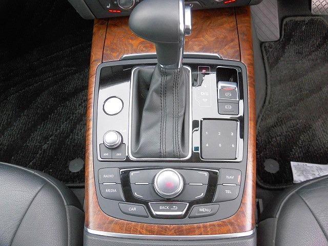 アウディ アウディ A6アバント 2.8FSIクワトロ 黒革 フルセグHDDナビ Bカメラ