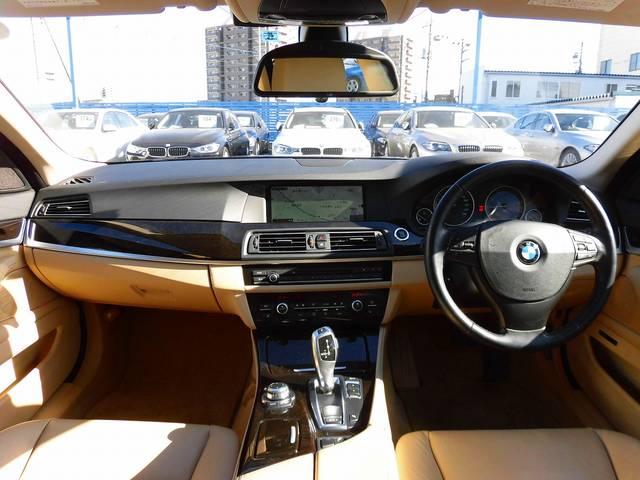 BMW BMW 523iツーリング ハイラインpkg 本革 フルセグHDD
