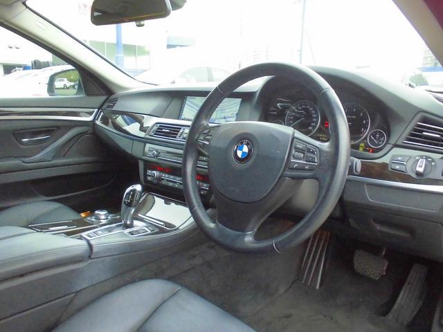 BMW BMW 523i ハイラインpkg 黒革 フルセグHDDナビBカメラ