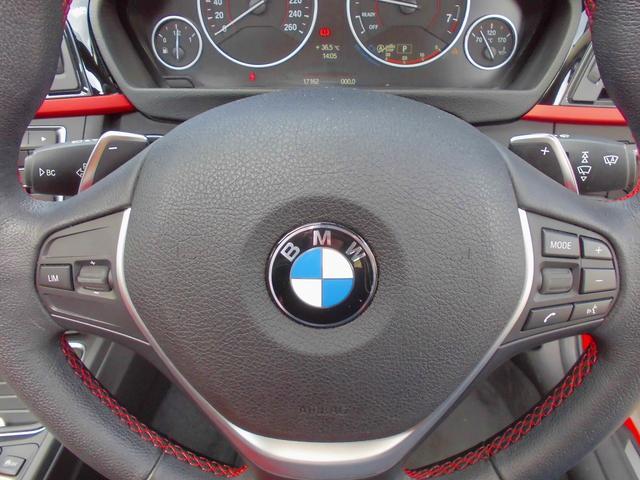 BMW BMW 320i スポーツ SR 赤革 パドルシフト HDDナビ